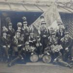 Groupe de conscrits - 1921  Région Guebwiller