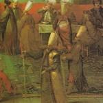 Canne de majordome ottoman au XVIIIe siècle