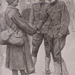 Soldats en 1918