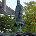 Charles de Gaulle à St-Cyr-sur-Loire - 1