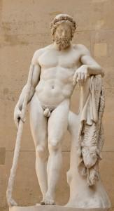 01 Aristée par François-Joseph Bosio (1768-1845), musée du Louvre