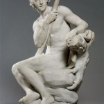 03 Berger assis par Louis-Philippe Mouchy ( 1734 - 1801 )