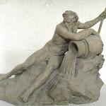 04 fleuve par Augustin Pajou ( 1730-1809 )