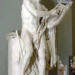 05 Homère par Philippe-Laurent ROLAND ( 1746 - 1816 )