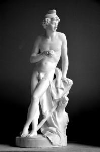 08 Le berger Pâris par Nicolas-François Gillet ( 1709-1791 )