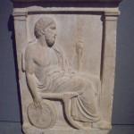 12 Stèle funéraire de Sosinos