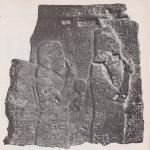 Bâtons posés sur le nez - Assyrie VIIe siècle avant JC