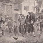 Famille alsacienne s'exilant en France 1872
