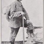 Piolet du guide chamoniard Joseph Demarchi