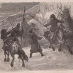 Fugitif arrêté Le Musée des familles décembre 1872