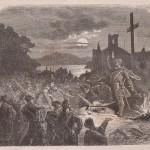 La croix de feu des Ecossais Musée des famille  02-1872
