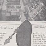 Hérault de la chambre des Lords 1910