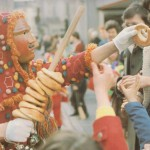 Bâton et pains au mardi-gras en Suisse