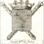 Armoiries du Grand Maître de France Louis de Bourbon Prince de Condé