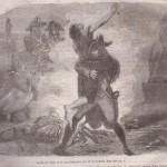 Jeune Vendéen aux prises avec un Bleu Jl de la Sem 1867