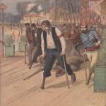 La course des jambes de bois 24-03-1895