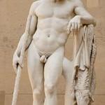 Aristée par Bosio - Le Louvre