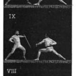 Vitesse du coup de canne VIII à X