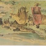 Bouvier dans les Alpes 1852