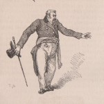 Commissaire de police Musée des familles 03-1872