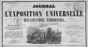Journal de l'Exposition universelle 1-06-1854 - Gallica